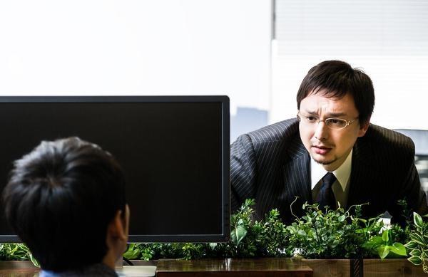 将来は上司になってたり?