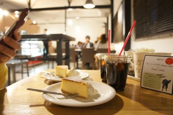 カフェでの一目惚れエピソード