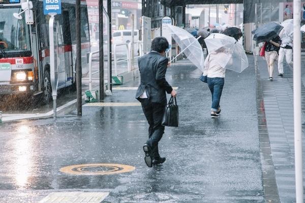 雨に濡れた彼氏の乾かし方