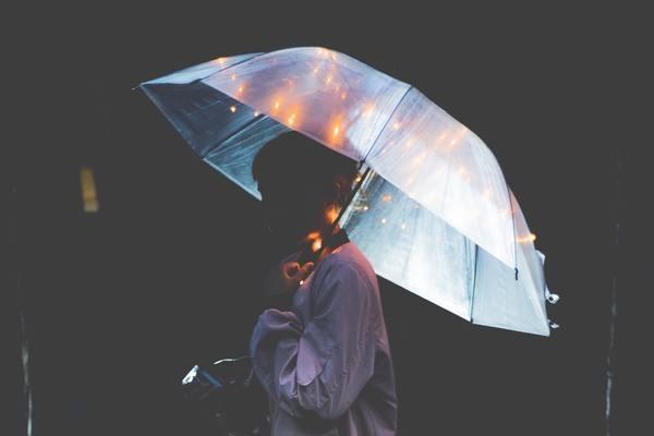 どんな傘をどんなふうに使ってる?