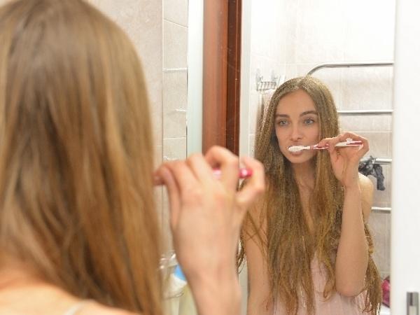 歯磨きしても効果がない?