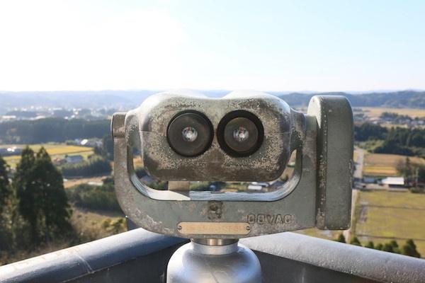 コイン式双眼鏡でみんな何を見てるの?