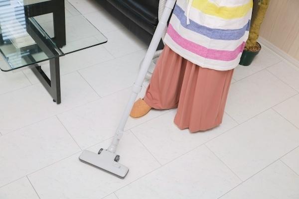 掃除機で吸い取るか悩むものは?