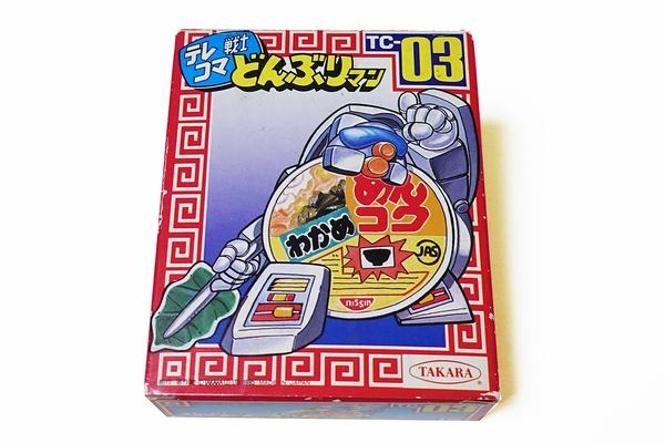 なぜカップ麺がロボットに? 『テレコマ戦士どんぶりマン』の誕生秘話を聞いた!