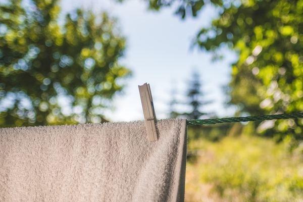 洗濯、大雑把派? 几帳面派?