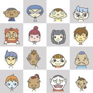 【全36種】あなたはどの〝どうぶつ顔〟?