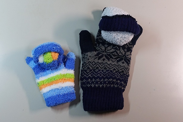 手袋人形、作ったことある?