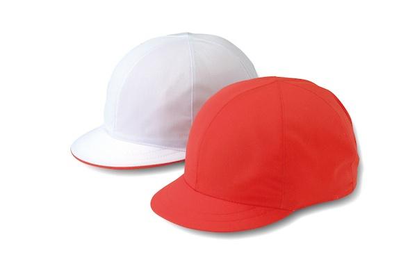 製造メーカーにも文献がない!? 体育でつかう紅白帽、起源と由来を調べてみた!