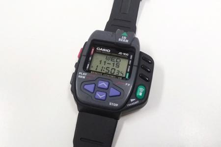 遊べる時計『サイバークロス』の誕生秘話を聞いた!