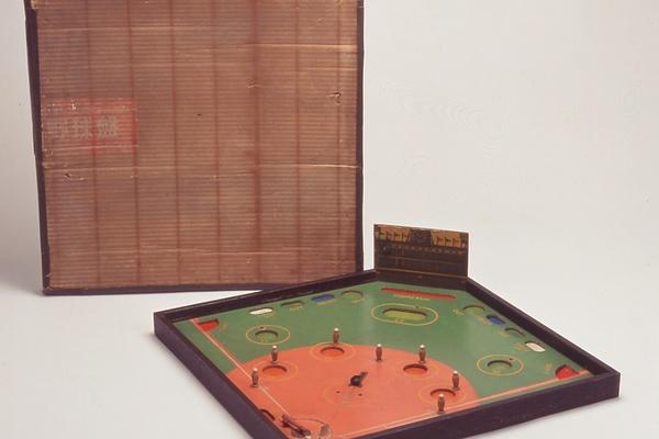 野球盤の誕生と進化