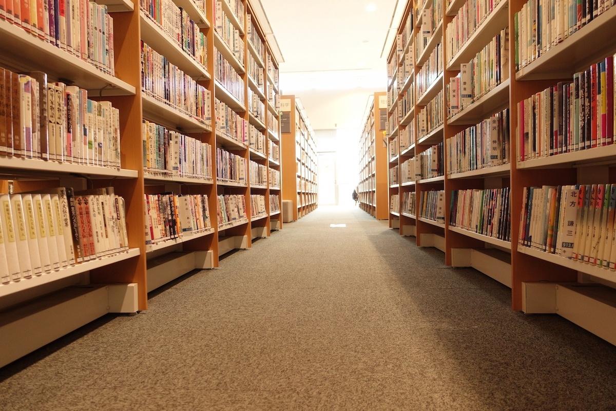 図書館で人気だった本といえば?