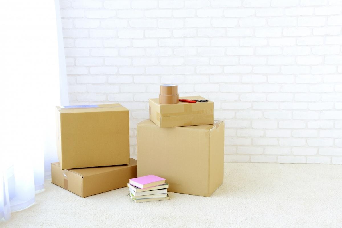引っ越しのときに現れる箱といえば……?