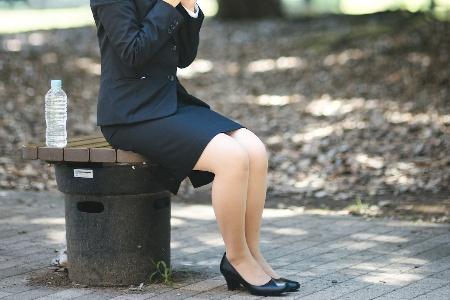 就活女子の服装の悩みは……?