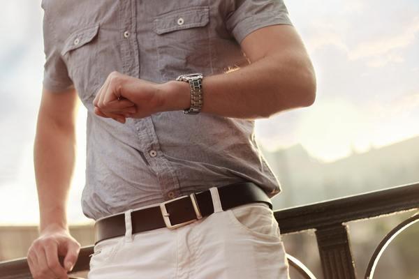 腕時計から読み解く、意外な男性心理