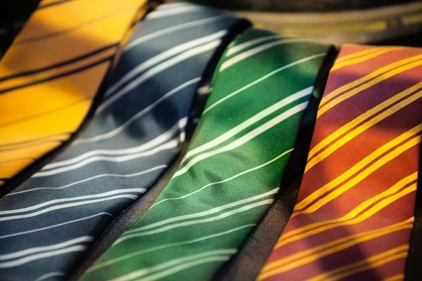 男性の「ネクタイ」でキャラクター診断