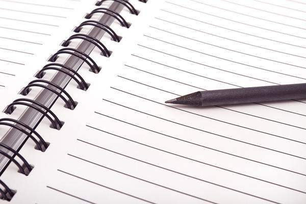 使っているノートの種類で分かる性格